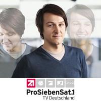 Christian Gersmeier, Leiter Strategic Marketing, ProSiebenSat.1 TV Deutschland